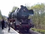 Dampfloks - Sächsisches Eisenbahnmuseum Chemnitz (SEM) und Eisenbahnfreunde Nossen
