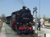 Schmalspurbahn Weißeritztalbahn Freital - Dippoldiswalde - Dampflokvideos