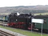 Fichtelbergbahn Cranzahl - Oberwiesenthal