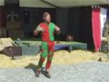 Videos vom Mittelalter Spektakel in Olbernhau u.a.