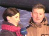 MDR Sachsenspiegel Wettertour mit Stephanie Meißner und Susanne Langhans