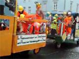 Videos vom Karnevalsumzug in Bad Schandau