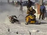 Skijöring, Motorschlitten, Skidoo und Skikjöring Videos