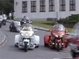 Videos vom Honda Goldwingtreffen - Holzhau Seiffen Goldwingstammtisch Sachsen GWST