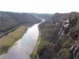 Elbsandsteingebirge Sächsische Schweiz (Bastei Rathen Amselgrund Kirnitzschtal Schrammsteine Kirnitzschtalbahn Lilienstein Zirkelstein Kaiserkrone)